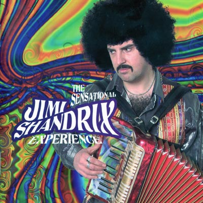 The Sensational Jimi Shandrix Experience - Electric Landlady