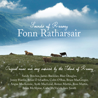 Fonn Ratharsair Sounds of Raasay CD CD