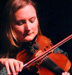 Fiona Cuthill Scottish Fiddler