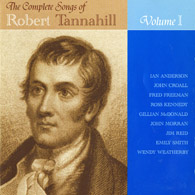 Robert Tannahill Vol I