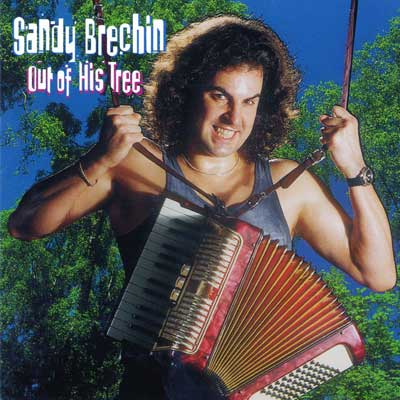 Sandy Brechin - Out of His Tree