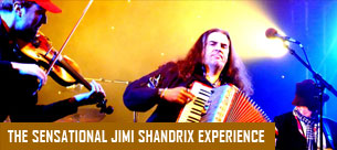 The Sensational Jimi Shandrix Experience