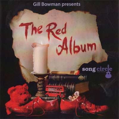 Gill Boman - The Red Album