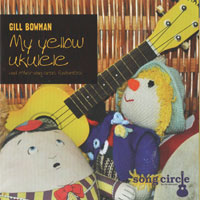 My Yellow Ukulele CD