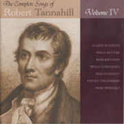 The Complete Songs of Robert Tannahill Vol IV