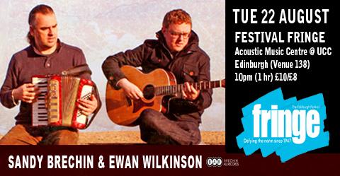Sandy Brechin & Ewan Wilkinson
